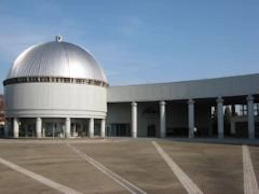 久喜総合文化会館プラネタリウム 外観