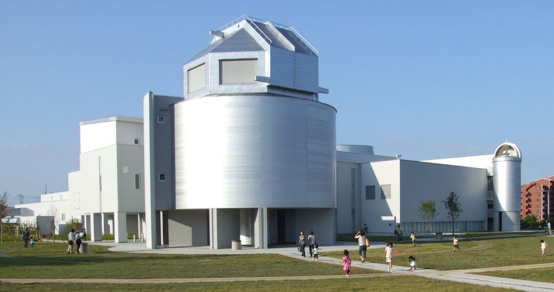 仙台市天文台 外観