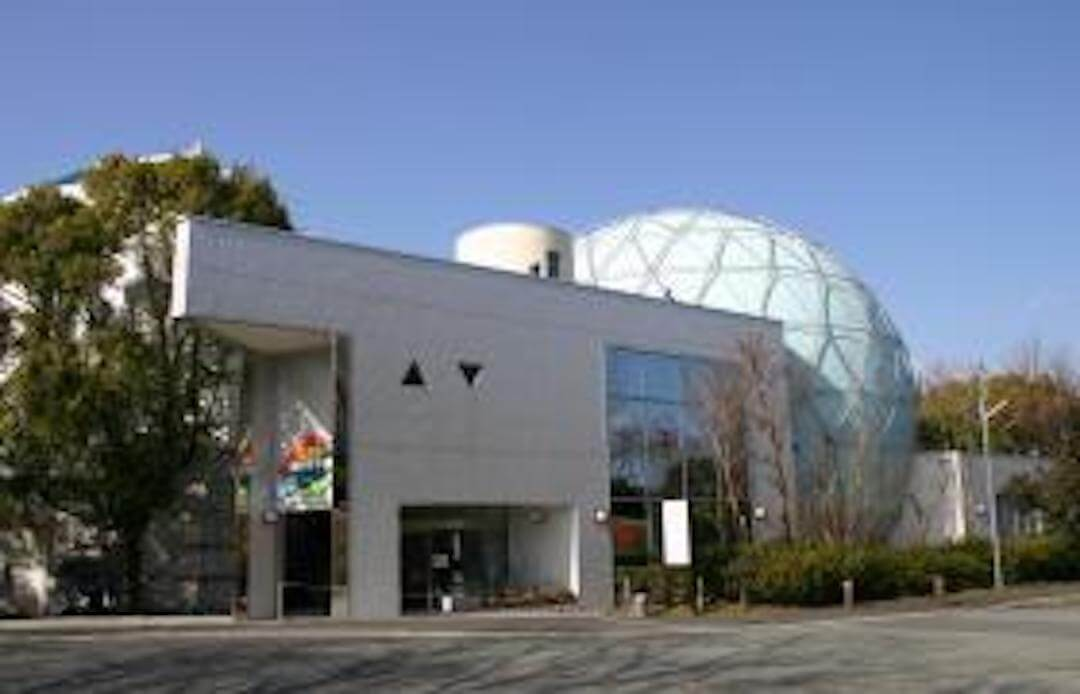 伊丹市立こども文化科学館 外観
