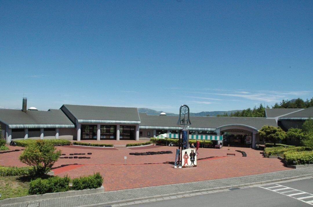 八ヶ岳自然文化園 外観