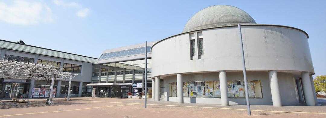 加古川総合文化センター 外観