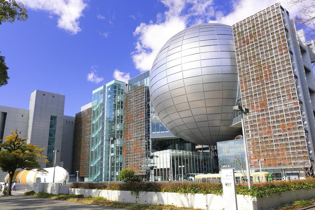 名古屋市科学館 外観