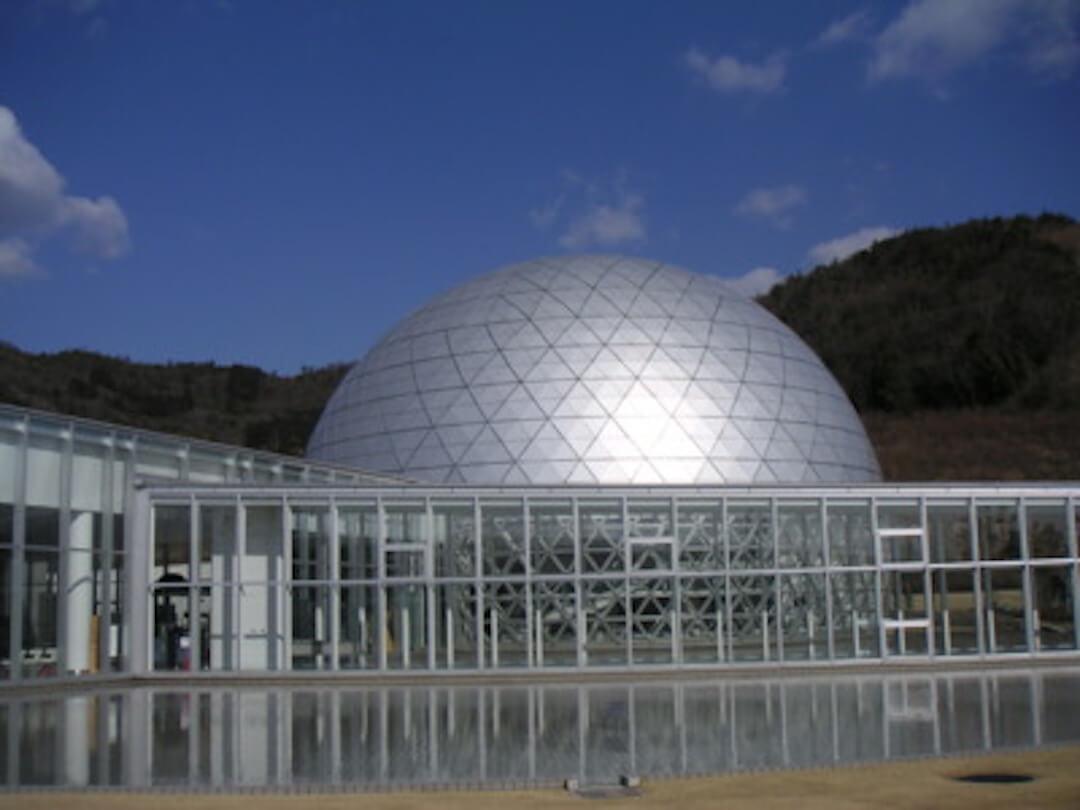 徳島県立あすたむらんど子ども科学館 外観