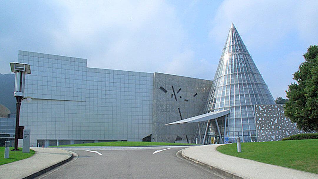 愛媛県総合科学博物館 外観