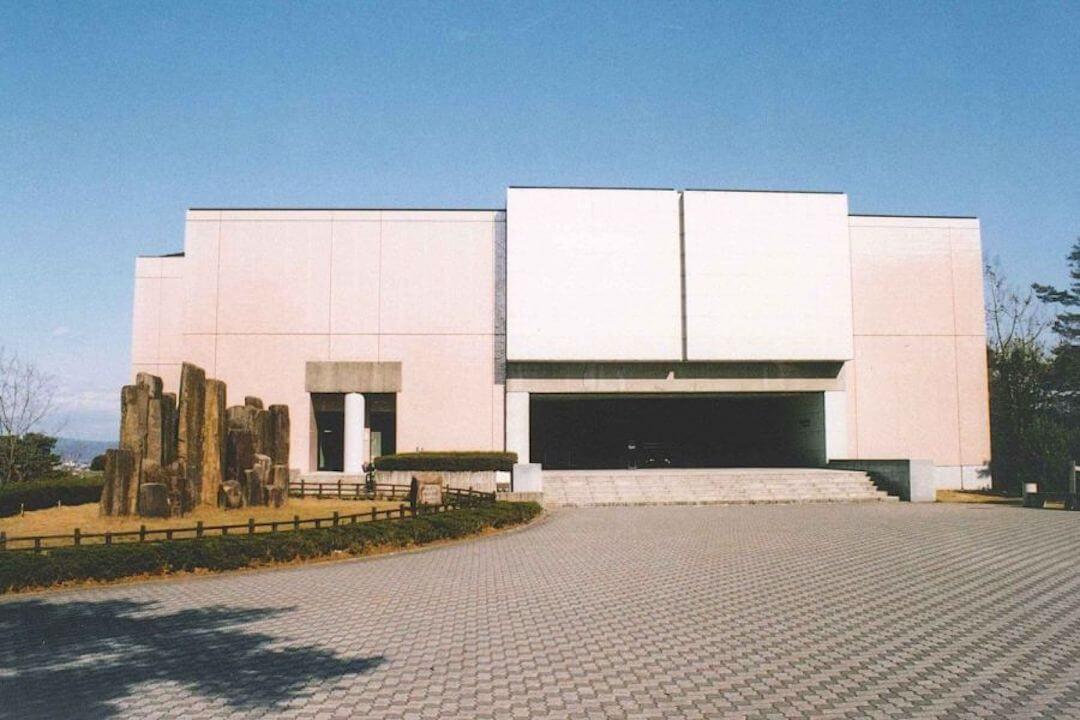 柏崎市立博物館 外観