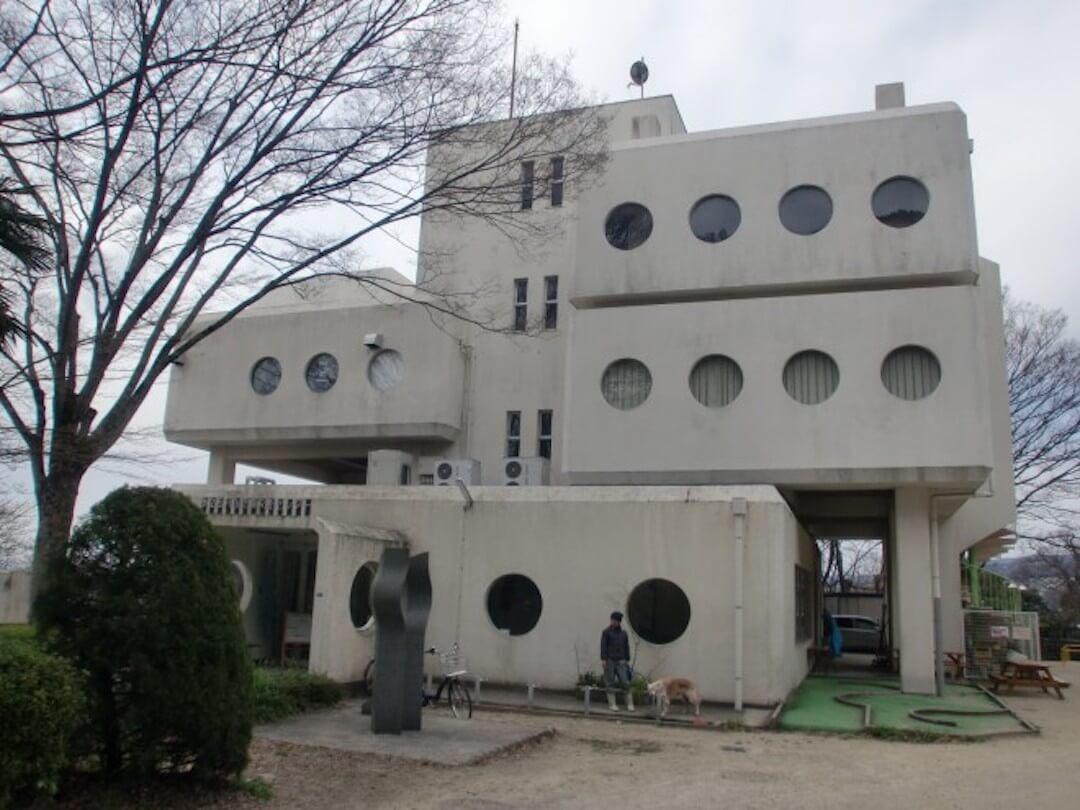 池田市立五月山児童文化センター 外観