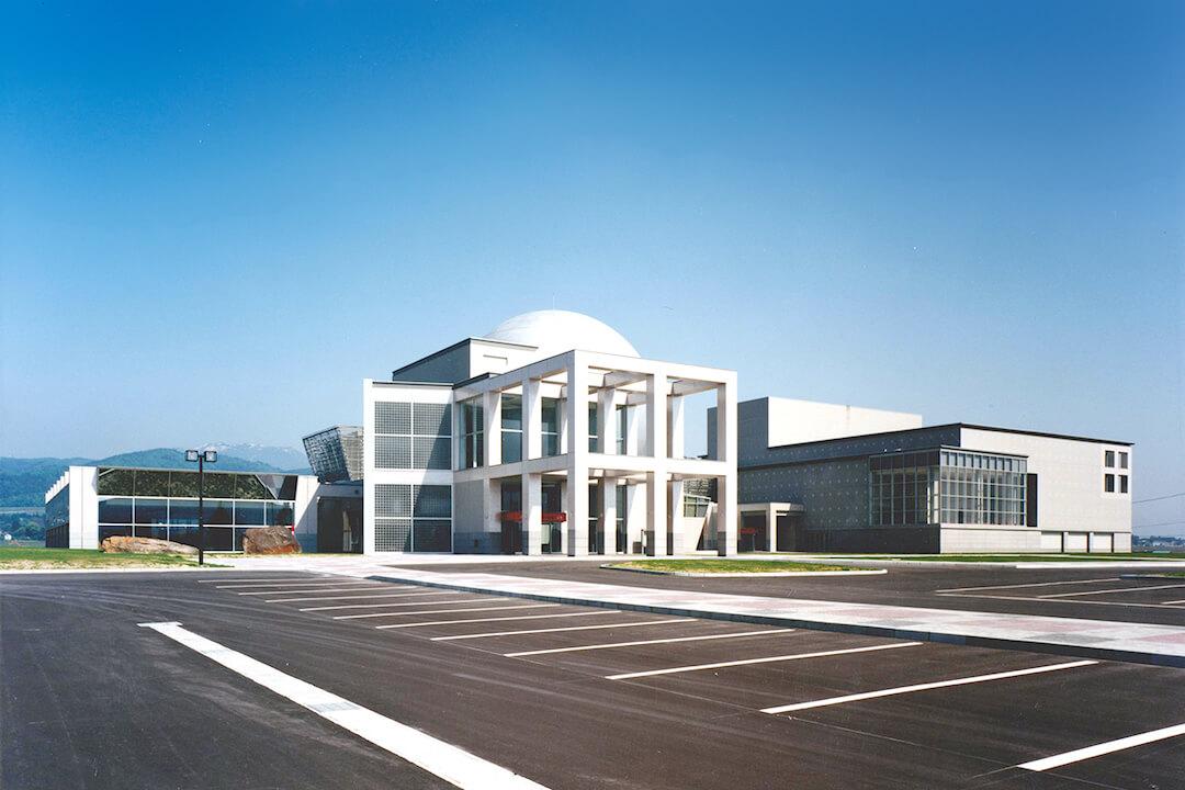 河北町総合交流センター サハトべに花 外観
