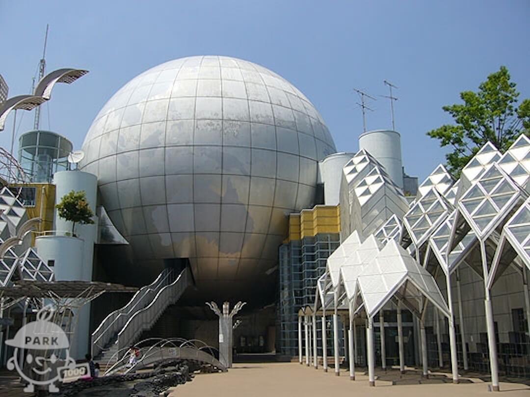 湘南台文化センターこども館 外観