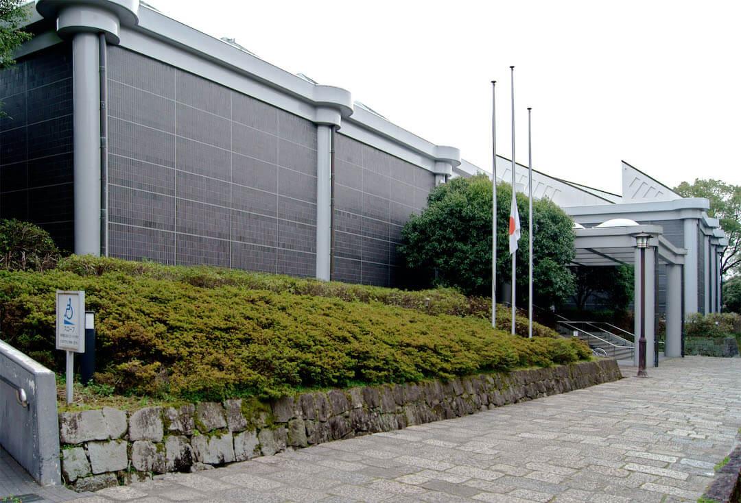 熊本市立熊本博物館 外観