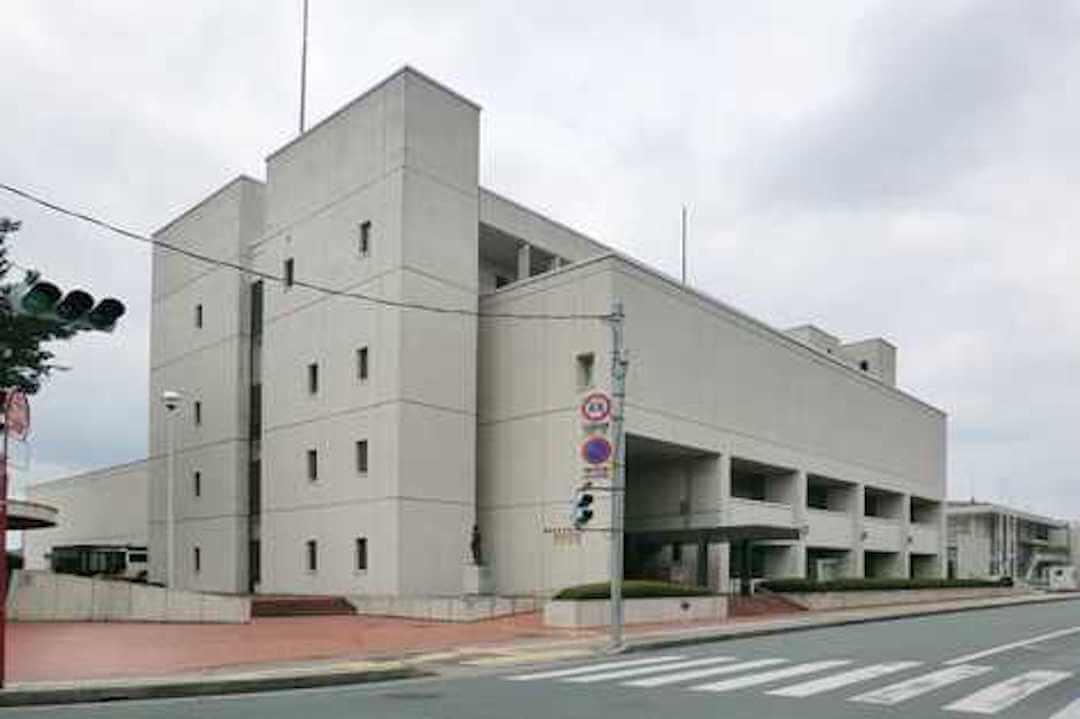 熊谷市立文化センター 外観