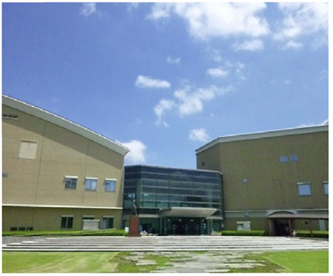 白井市文化センター・プラネタリウム 外観