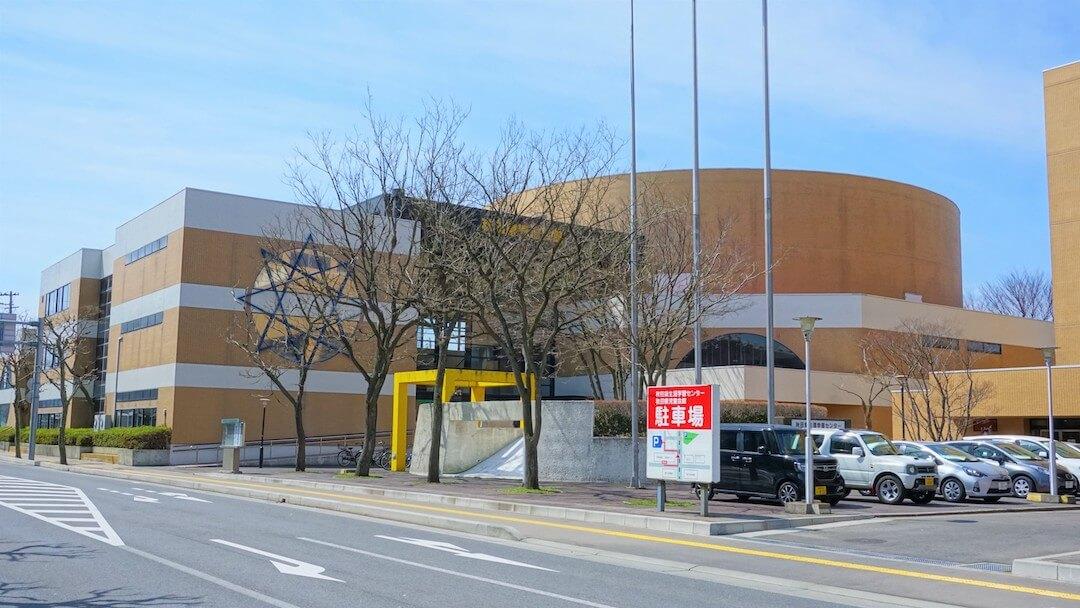 秋田県児童会館 外観