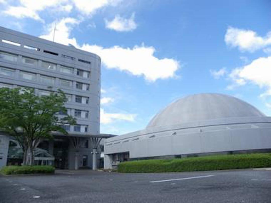 船橋市総合教育センター 外観