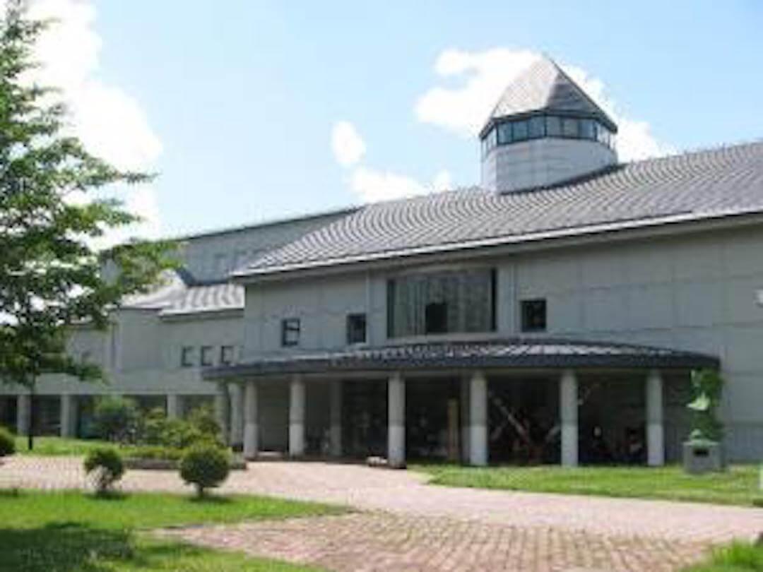 茅野市八ヶ岳総合博物館 外観