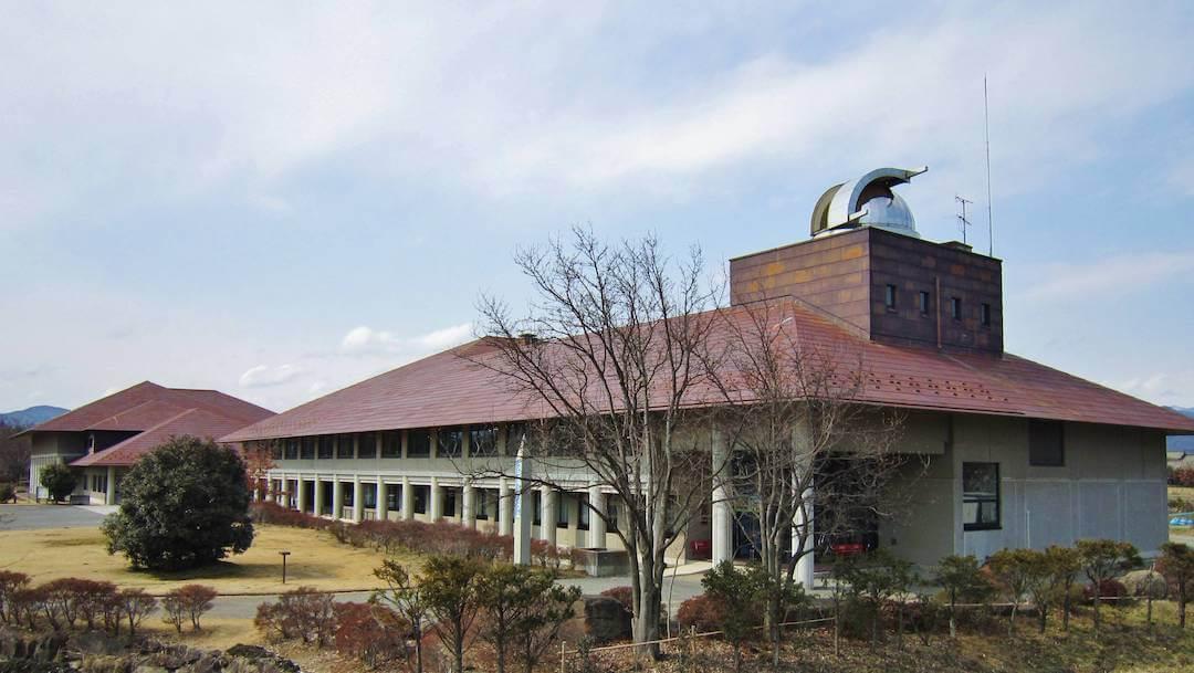 長野市立博物館 外観