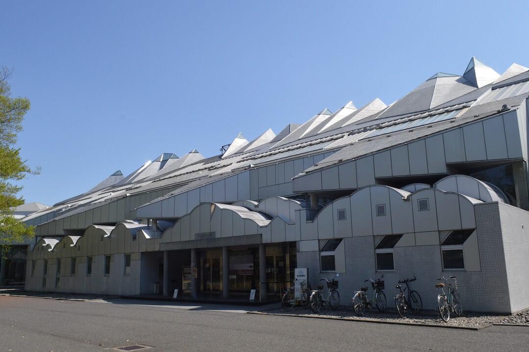 飯田市美術博物館 外観
