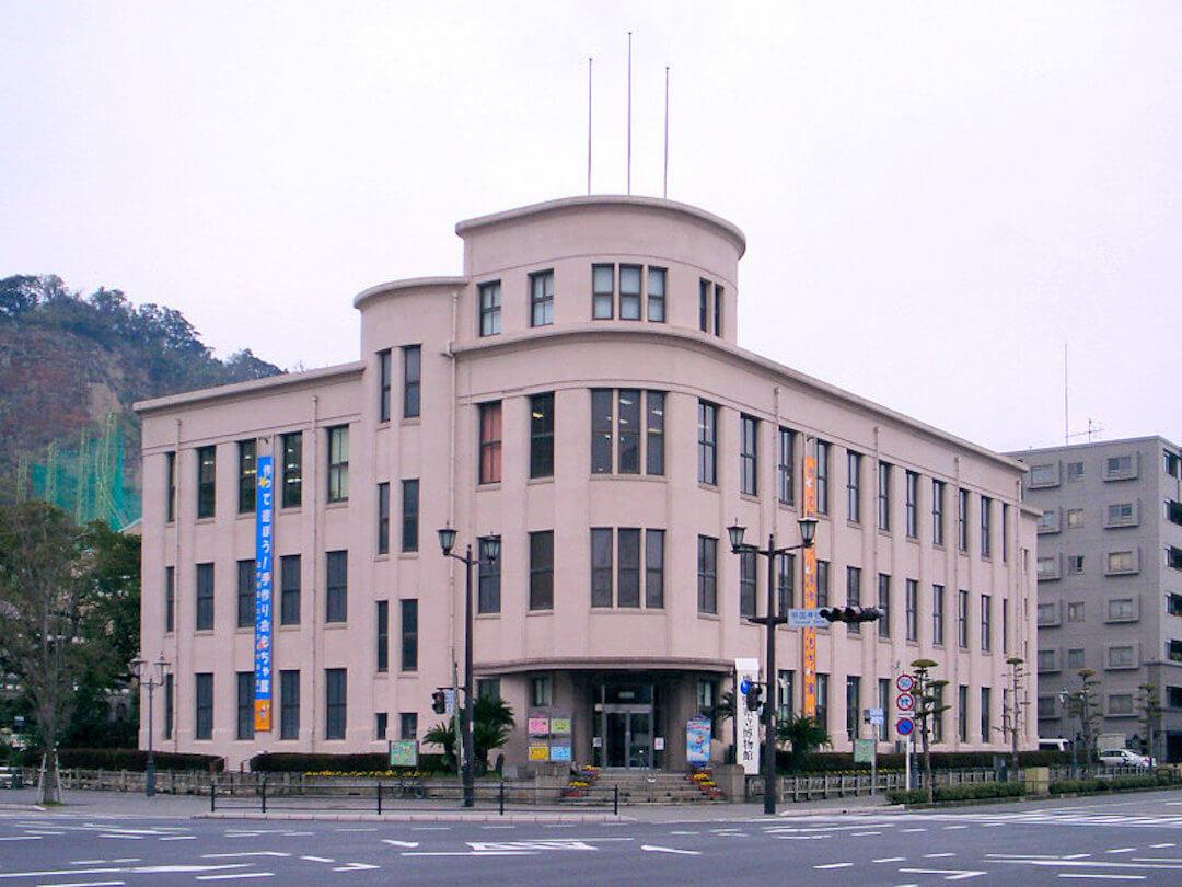鹿児島県立博物館 外観